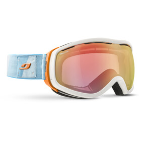 Julbo Elara Brille white/orange/turquoise